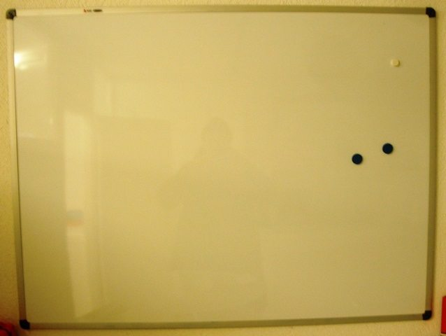 WHITEBOARD NOBO / ELIPSE (8611)