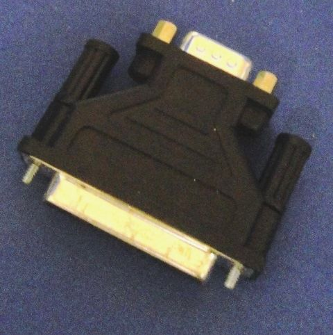 ADAPTATEUR DB9 D25,Lot de 15 0 / MB375A (9865)