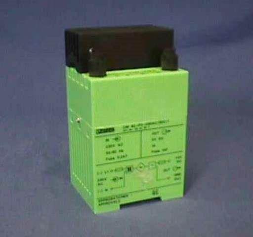 ALIMENTATION ELECTRIQUE COMPACTE PHOENIX CONTACT / CM 62-PS-230AC/5DC/1 (75650)