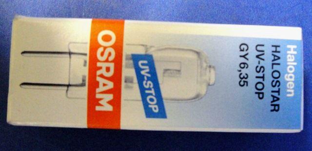 AMPOULE HALO,Lot de 25 OSRAM / 4392 (70623)