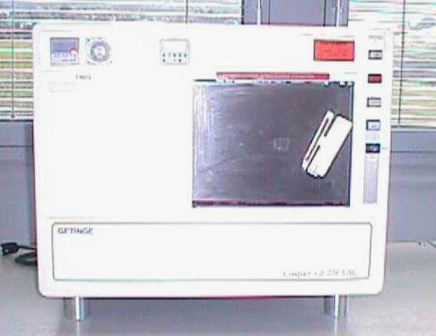 AUTOCLAVE ALFA BIOPHARMA / GE 224 N2 VAC (4515)
