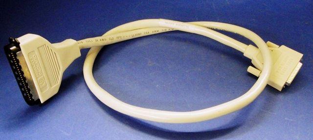 CABLE DB25 CENTRONICS,Lot de 8 ROLINE (9894)