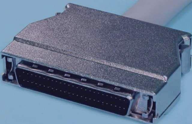 CABLE MALE MALE SCSI II,Lot de 2 HP (9873)
