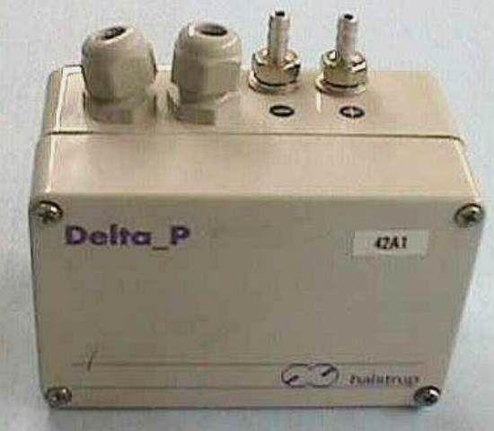 CAPTEUR PRESSION DIFFERENTIELLE HALSTRUP / DELTA-P (20007)