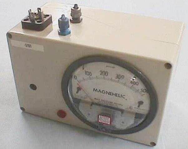 CAPTEUR PRESSION DIFFERENTIELLE MAGNEHELIC / AC 129-5 (20008)