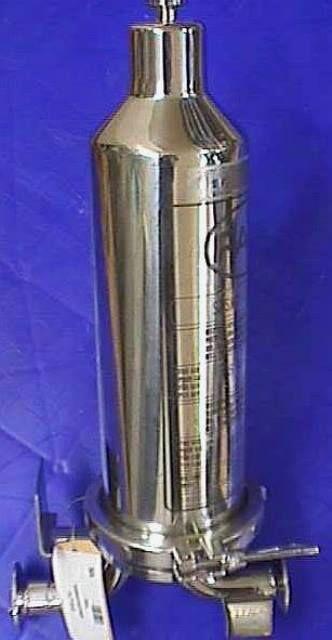 CARTER INOX FILTRE PALL / SASM011G2138BT (70506)