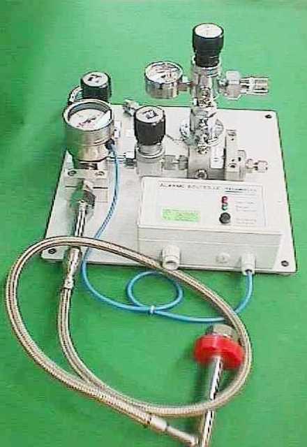 CENTRALE COMMANDE GAZ TECHNOGAS / CGP1 (4014)