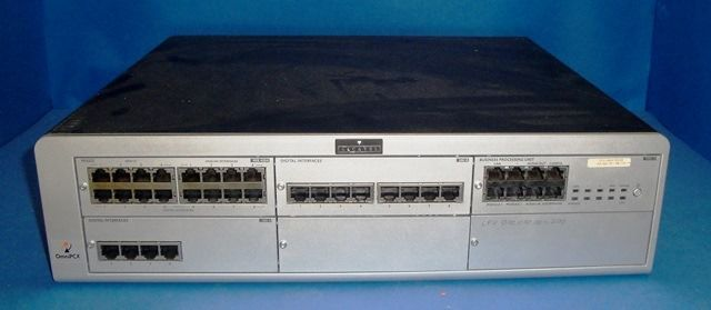 CENTRALE TELEPHONIQUE IP-ISDN ALCATEL / OMNIPCX (9773)