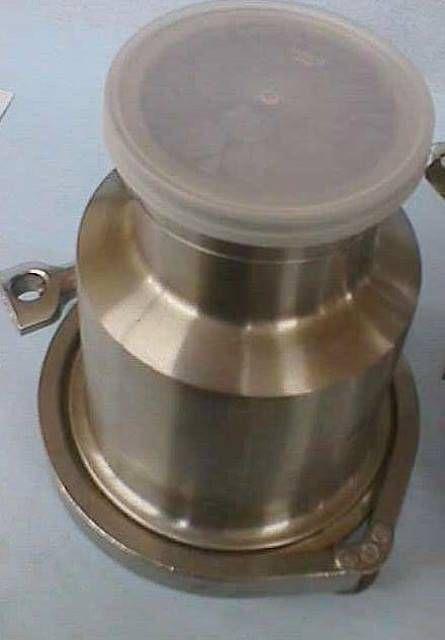 CLAPET ANTI-RETOUR,Lot de 2 ALFA LAVAL / B45HMP-3-316L-SFY-ECC (70440)