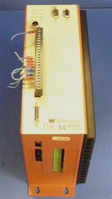 CONTROLLEUR CPU MULTI AXE MOTEUR PAS PAS WHEDCO / DSP MOTION IMC-313P-X-D-AC (9086)