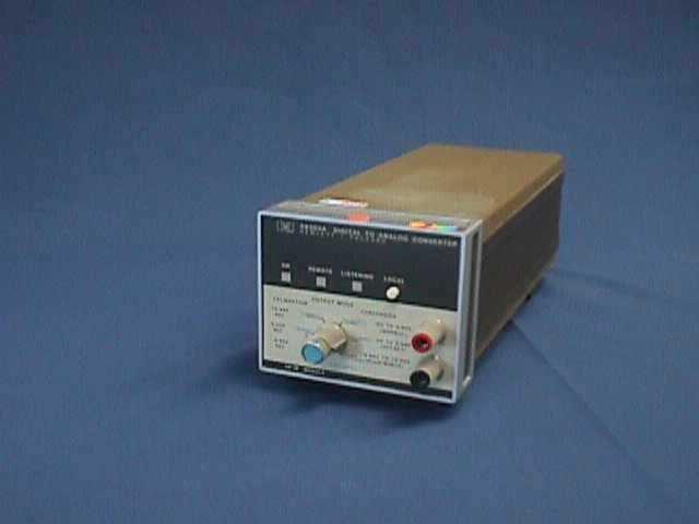 CONVERTISSEUR A-D HP / 59303A (929)
