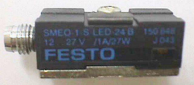 DETECTEUR PROXIMITE MAGNETIQUE,Lot de 7 FESTO / 150848 SMEO (73916)