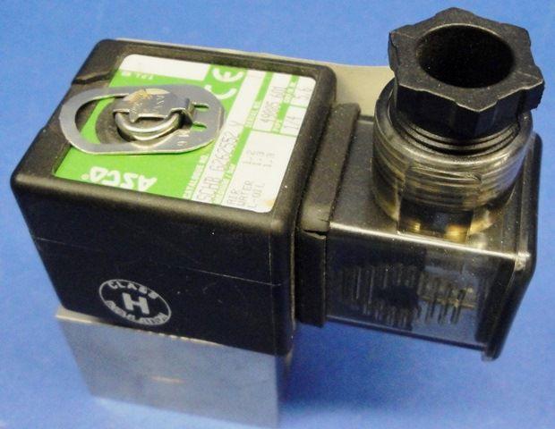 ELECTROVANNE,Lot de 5 ASCO-JOUCOMATIC / HB G 262 552 V G-0.25 24VDC (70600)