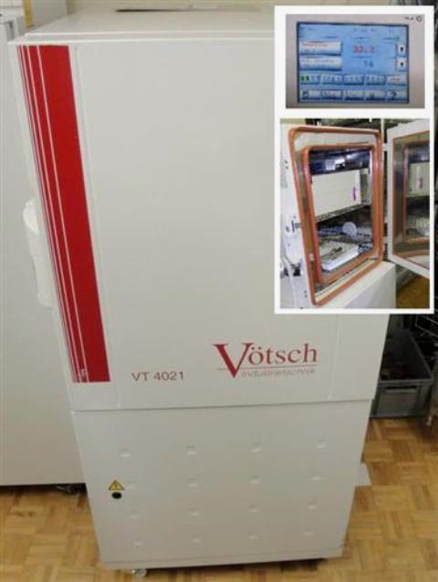 ENCEINTE TEST TEMPERATURE VOTSCH / VT 4021 (9205)