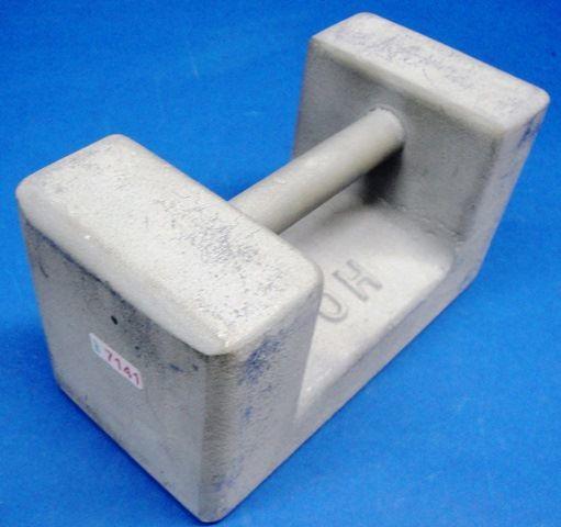 ETALON POIDS Mettler / 10kg (7141)