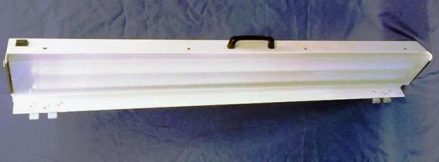 LAMPE NEON,Lot de 2 MECAPLEX / CUSTOM (9811)