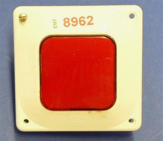 LAMPE SIGNALISATION,Lot de 6  (8962)