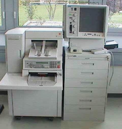 MICROFILM SYSTEM KODAK / MICROIMAGER 70 STARTTECH II (4377)