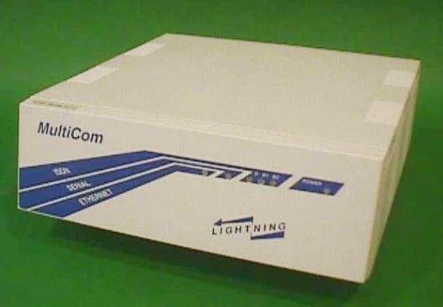 MODEM ISDN LIGHTENING INSTRUMENTS / MULTICOM-1 (5049)