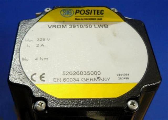 MOTEUR REDUCTEUR VRDM / 39-1 LWB 2-0A 52626035000 (73848)