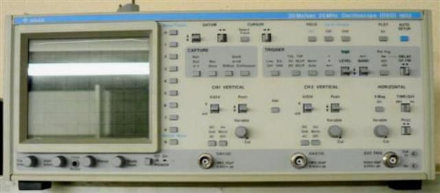 OSCILLOSCOPE GOULD / DSO 1602 (876)
