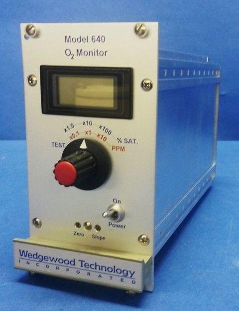 OXYMETRE TRANSMETTEUR WEDGEWOOD TECHNOLOGY / 640-O2 (70263)
