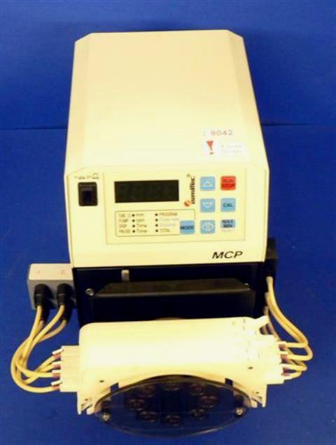 POMPE PERISTALTIQUE LABORATOIRE ISMATEC / MCP ISM404B V8 (9042)