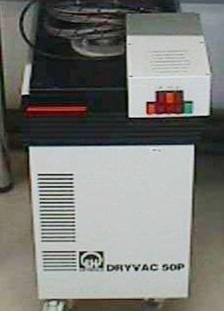 POMPE VIDE SECHE LEYBOLD / DRYVAC 50 P (4978)
