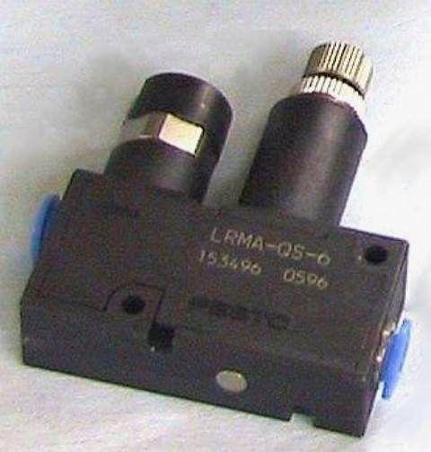 REDUCTEUR PRESSION,Lot de 10 FESTO / 153496 LRMA-QS-6 (73608)