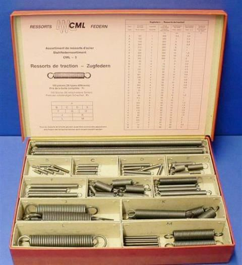 RESSORTS CML (9009)