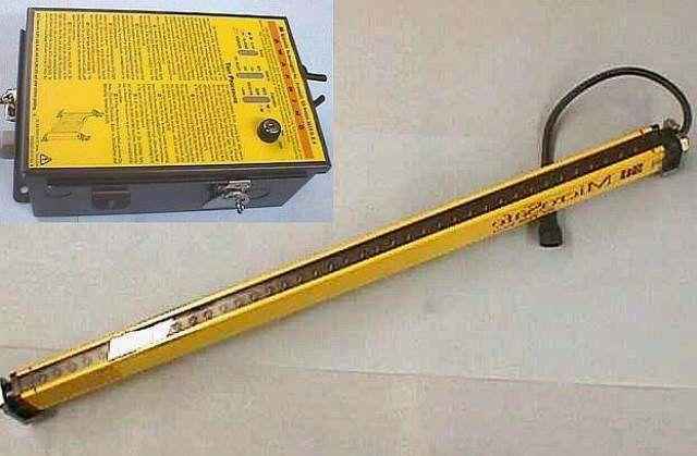 RIDEAU SECURITE STI / MICROSAFE MC420 (20013)