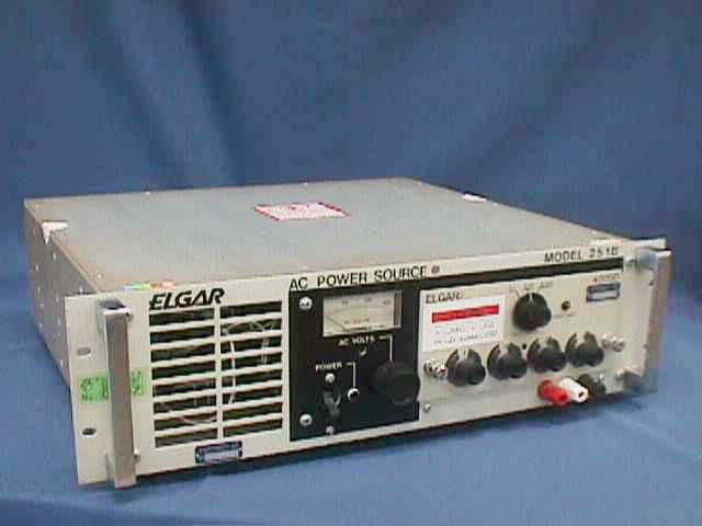 SOURCE PUISSANCE AC ELGAR / 251B 400SD (989)