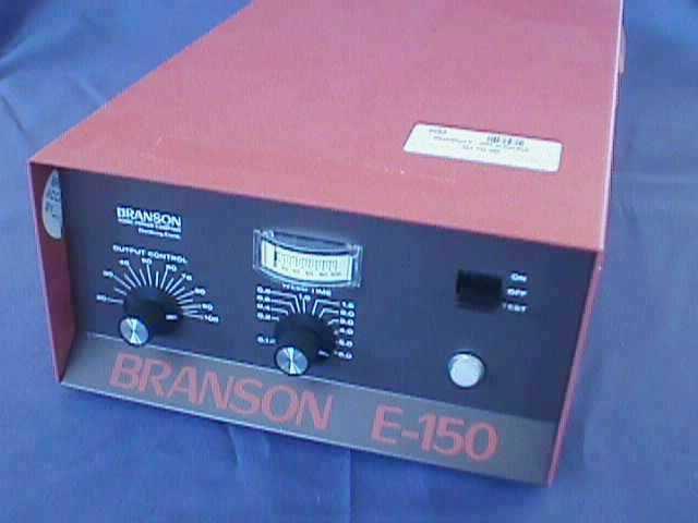 SOURCE SOUDAGE ULTRASON BRANSON ULTRASONIC EMERSON / E-150-C (73593)