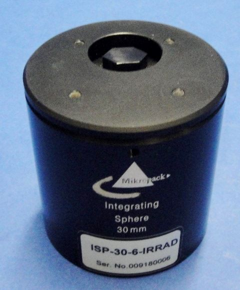 SPHERE INTEGRATION MIKROPACK / ISP-30-6-IRRAD (9023)