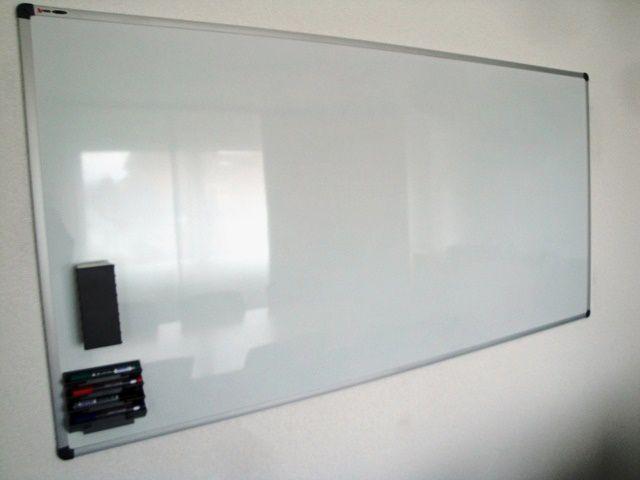 TABLEAU BLANC NOBO / ELIPSE (8610)
