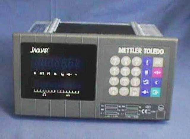 TERMINAL BALANCE METTLER TOLEDO / JAGUAR 4462738-4VY (71356)