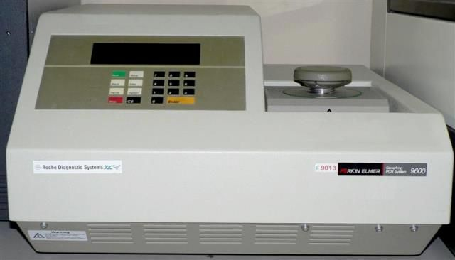 THERMOCYCLER PCR PERKIN ELMER APPLIED BIOSYSTEMS / GENEAMP 9600 (9013)