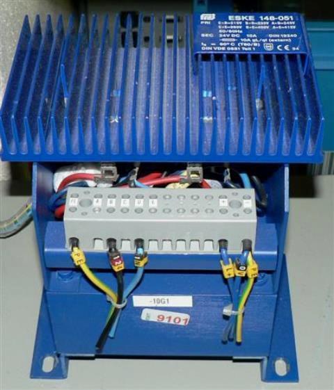 TRANSFORMATEUR ELECTRIQUE ESKE / 148-051 (9101)