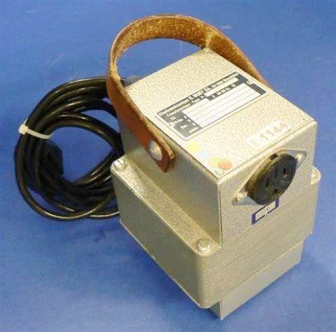 TRANSFORMATEUR ELECTRIQUE MUSY ELECTROMECANIQUE (2676)