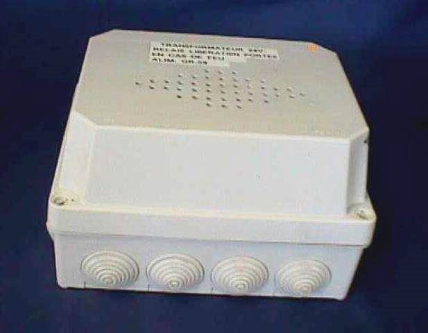 TRANSFORMATEUR ELECTRIQUE,Lot de 2  (80009)